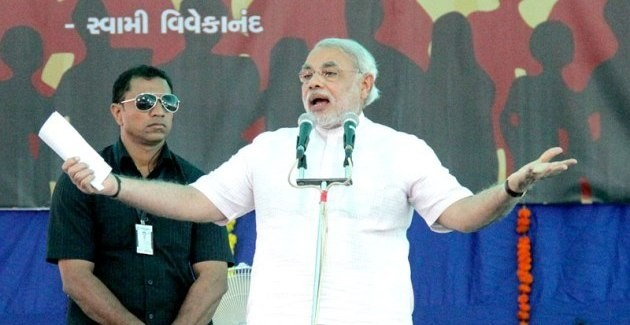Gujarat Chief Minister Narendra ModiAC
