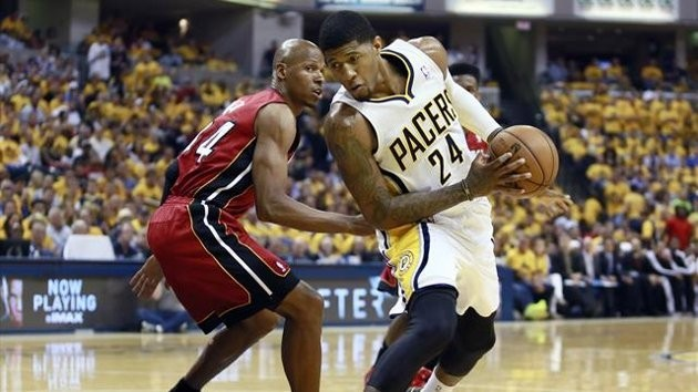 Indiana Pacers' Paul George/Reuters File Pic