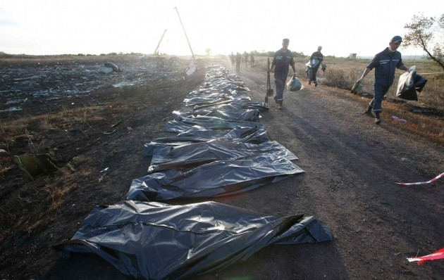Outrage has been building among the relatives over the inhumane handling of the dead bodies of MH 17 crash victims