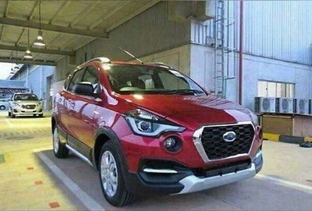 2018 Datsun GO facelift could be launched soon; Spotted ...