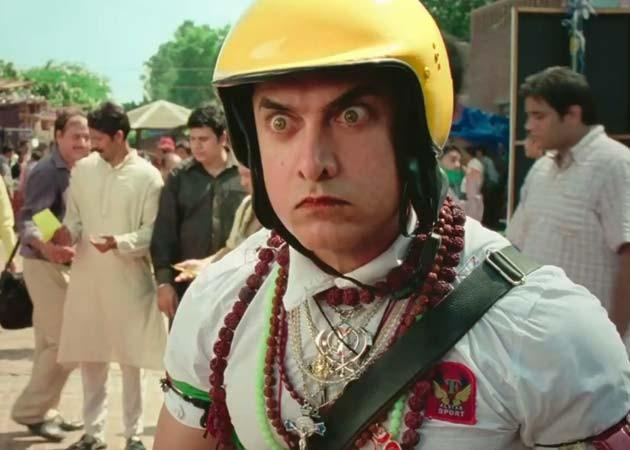 Aamir Khan's PK