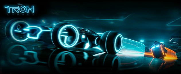 New Tron Game