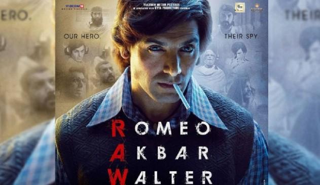 RAW-Romeo Akbar Walter critics review