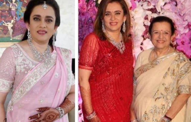 Mamta Dalal and Purnima Dalal