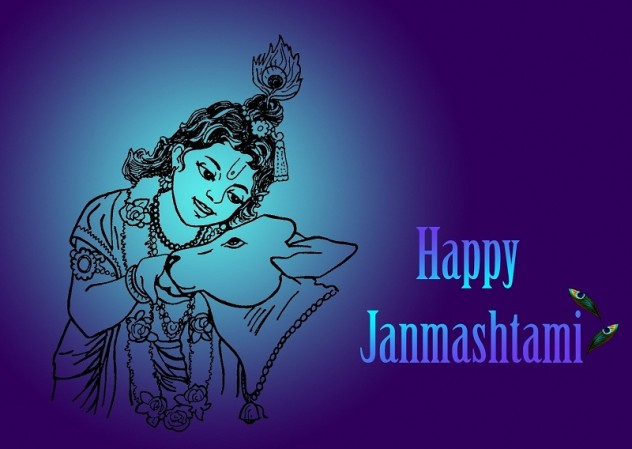 Happy Janmashtami 2017 Facebook And Whatsapp Wishes Picture