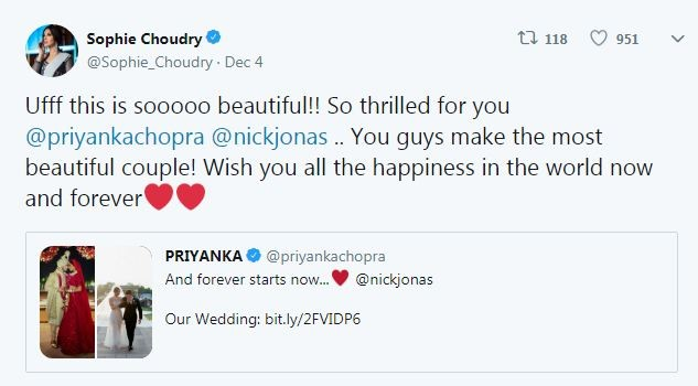 NickYanka,Priyanka Chopra Nick Jonas,Priyanka Ki Shaadi,Priyanka chopra wedding,Nick Jonas wedding,nick jonas priyanka chopra,Wedding,Twitter,Celebrities