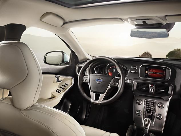 Volvo V40 Hatchback Launched in India; Price, Feature Details ...