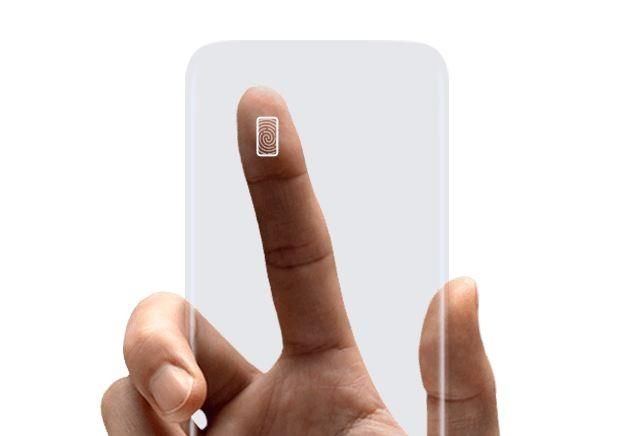 Galaxy S9 fingerprint sensor