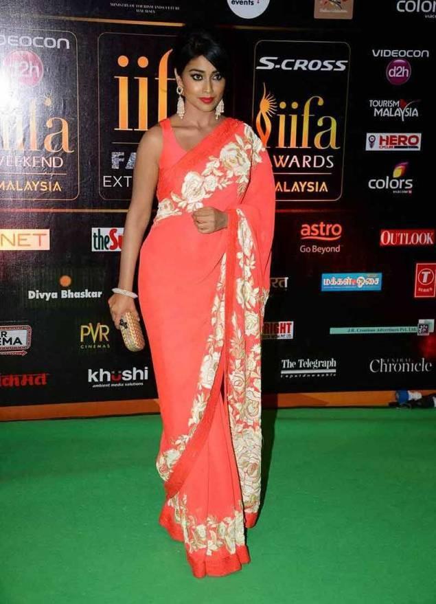 Shriya Saran,actress Shriya Saran,Shriya Saran at IIFA Awards 2015,IIFA Awards 2015,IIFA awards,Shriya Saran pics,Shriya Saran images,Shriya Saran photos,Shriya Saran stills