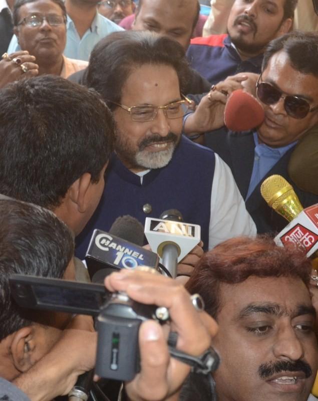 TMC MP Sudip Bandyopadhyay,Sudip Bandyopadhyay,Sudip Bandyopadhyay appears before CBI,Lok Sabha MP,Trinamool Congress parliamentary party,CBI,Rose Valley chit fund scam,Rose Valley chit fund