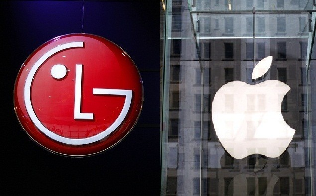 LG and Apple