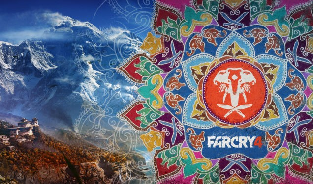 Far Cry 4 area location coordinates revealed