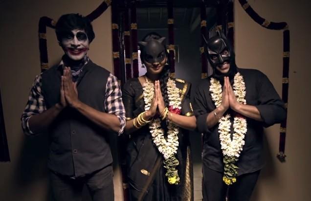 Batman from Chennai