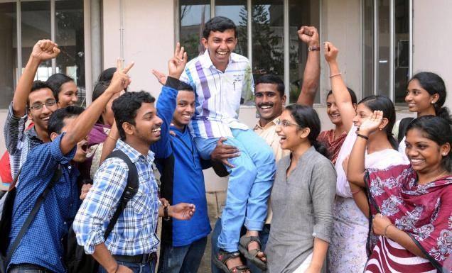 Friends celebrate 'NASA scientist' Arun's success