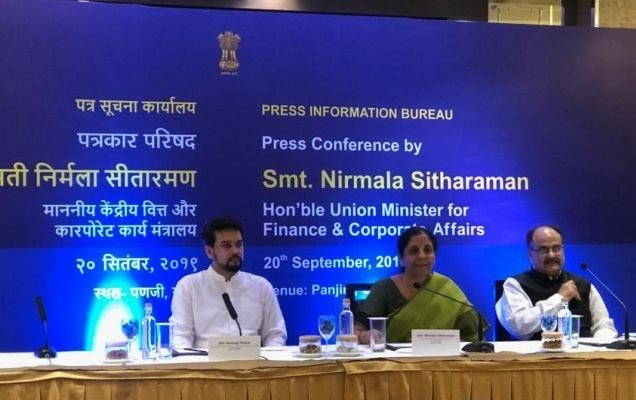FM Sitharaman announces steps to boost liquidity, demand