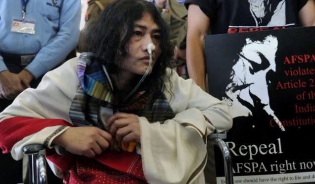 Irom Sharmila,Iron Lady,Irom Sharmila ends 16-year-long fast,Irom Sharmila ends fasting,Irom Sharmila fast,Irom Sharmila 16 year fast ends today,Irom Sharmila pics,Irom Sharmila images,Irom Sharmila photos,Irom Sharmila stills