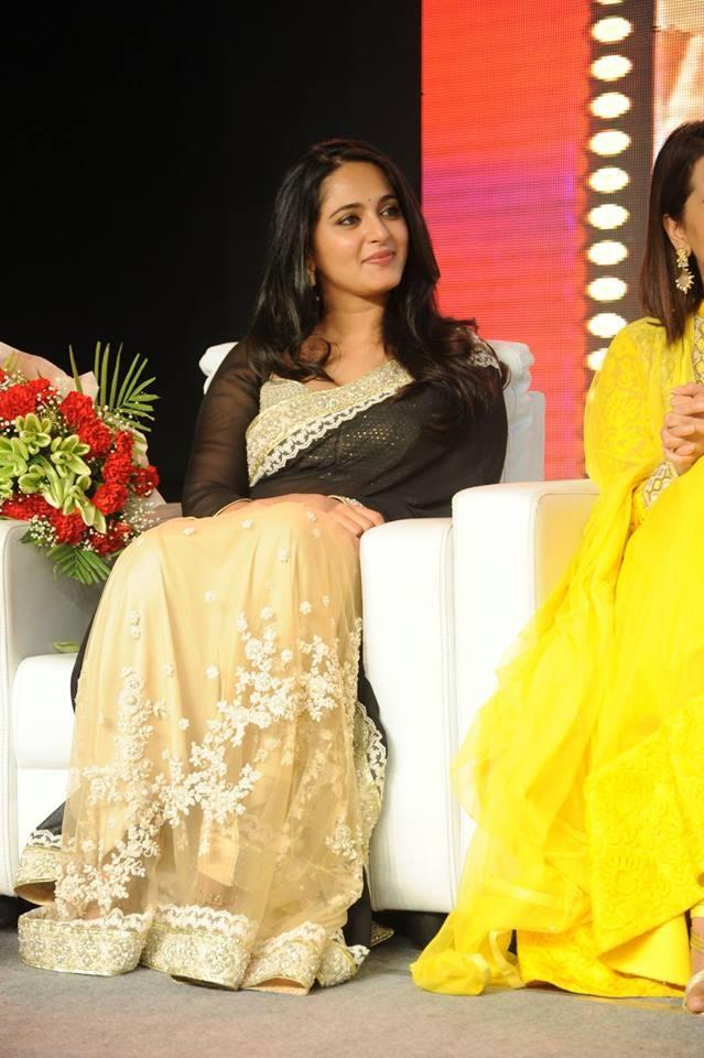 Anushka Shetty during