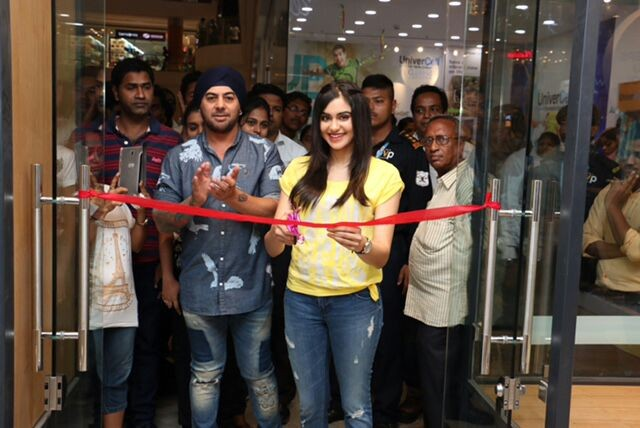 Adah Sharma Launches Calvin Klein Store in Vijayawada,Adah Sharma,actress Adah Sharma,Adah Sharma pics,Adah Sharma images,Adah Sharma photos,Adah Sharma stills,Adah Sharma hot pics,hot Adah Sharma
