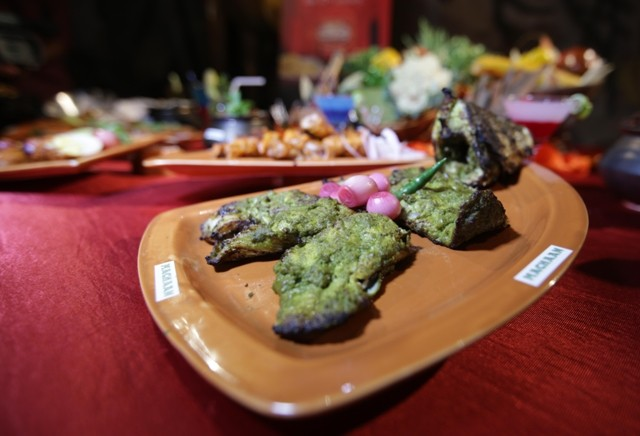 Kebab and Curry Fest was organised at a Kolkata restaurant on 13 May 2015.