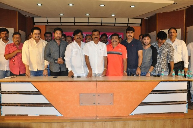 Telangana,Telangana actors,telangana cricket matches,Telangana actors press meet