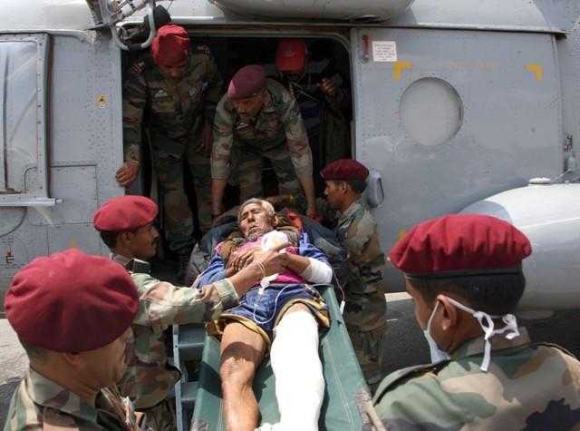 Nepal earthquake,kathmandu,kanthmandu relief operations,Indian Paramedical team