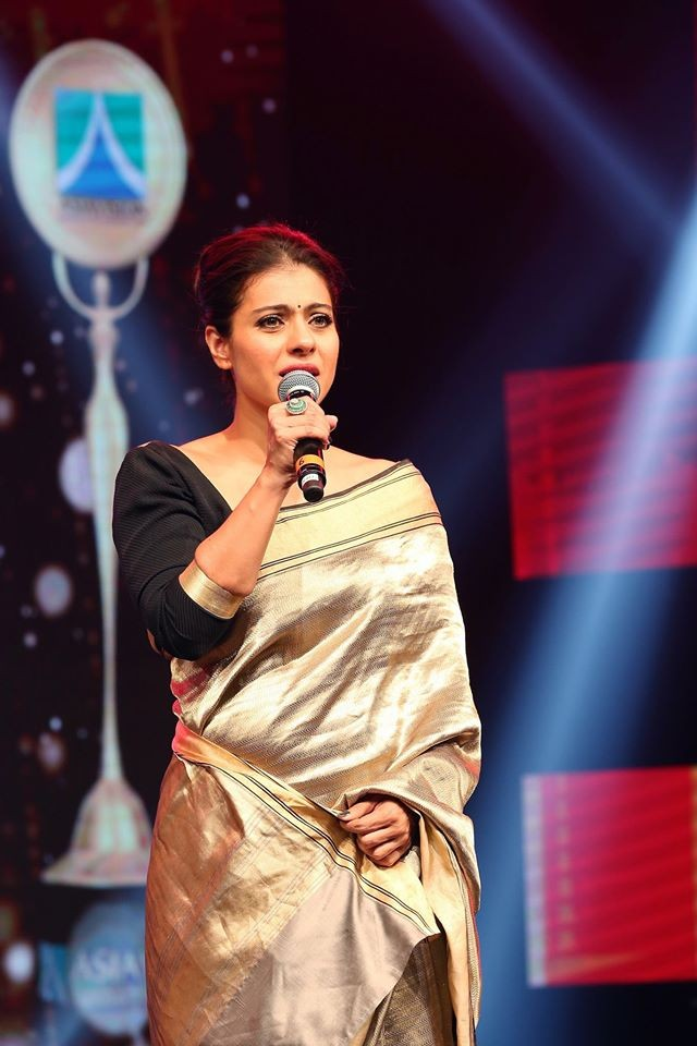 Kajol,kajol at asiavision awards,kajol latest photos