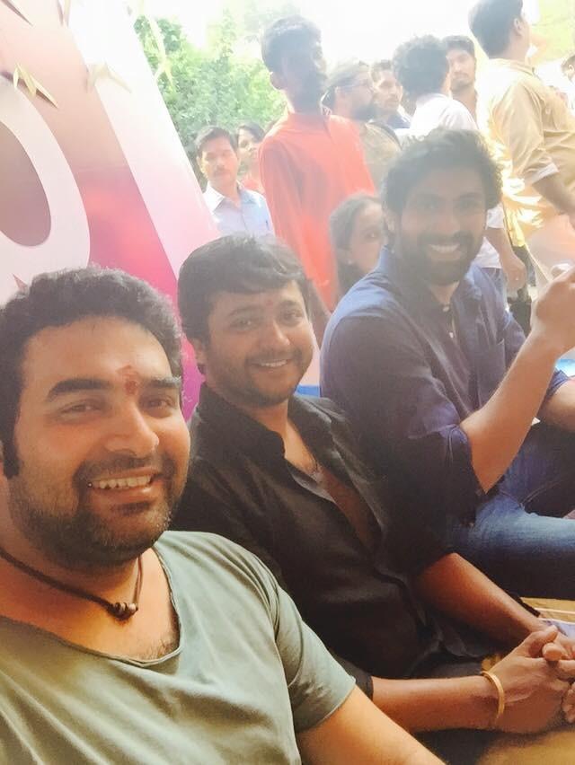 Bangalore days,Bangalore days tamil remake,Arya,Gopi Sunder,Sri Divya,Raai Laxmi