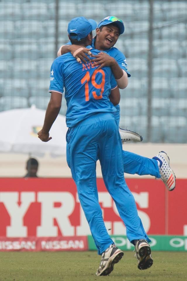 U-19 World Cup,U 19 World Cup,ICC U-19 World Cup 2016,India beat Sri Lanka by 97 runs,India beat Sri Lanka,India enters U-19 World Cup,Team India,u19 world cup india,Rahul Dravid