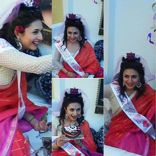 Divyanka Tripathi,Divyanka Tripathi wedding,Divyanka Tripathi marriage,Divyanka Tripathi Bachelorette party with friends,Divyanka Tripathi Bachelorette party,Divyanka Tripathi wedding pics,Divyanka Tripathi wedding images,Divyanka Tripathi wedding photos