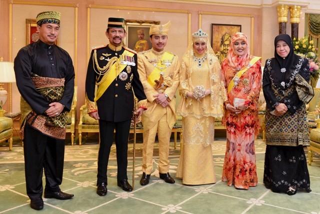 Sultan of brunei wedding,Wedding photos,Sultan of brunei son's wedding,Abdul malik wedding photos,Abdul malik wife name,lavish wedding photos