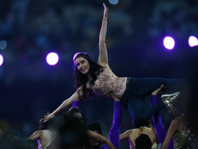 Shraddha Kapoor,actress Shraddha Kapoor,Shraddha Kapoor dance moves,IPL,IPL 2017