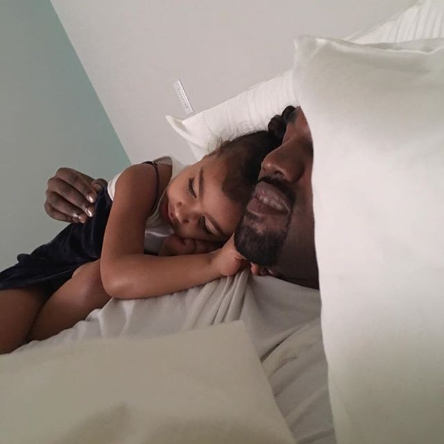 Kim Kardashian West,Kim Kardashian,Kanye West,Father's Day,Father's Day wishes,Kim Kardashian and Kanye West