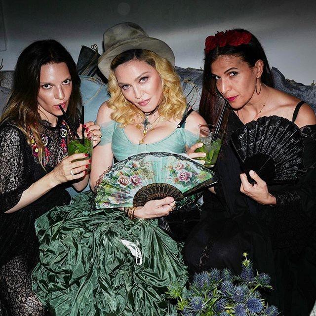 Madonna,singer Madonna,Madonna shares first family pics,Madonna shares family pics,Madonna family pics,Madonna family images,Madonna family stills,Madonna family pictures,Madonna family photos