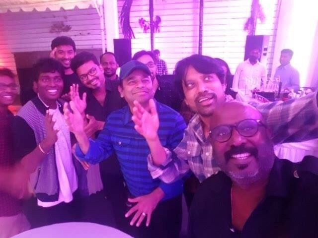 Vijay,actor Vijay,Ilayathalapathy Vijay,Mersal,Mersal success party,Vijay at Mersal success party,Mersal success party pics,Mersal success party images,Mersal success party stills,Mersal success party pictures,Mersal success party photos