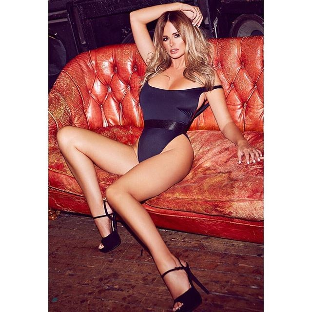 Rhian Sugden,Rhian Sugden in lingerie,Rhian Sugden in bikini,Celebs in bikini,Celebs in lingerie,Valentine's Day