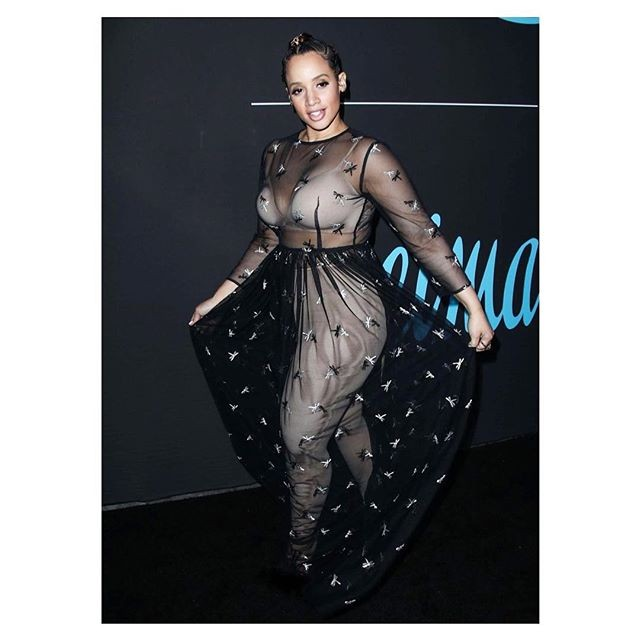 Dascha Polanco,actress Dascha Polanco,Dascha Polanco hot pics,Dascha Polanco at NBA All-Star celebration,NBA All-Star celebration,Dascha Polanco wallpaper
