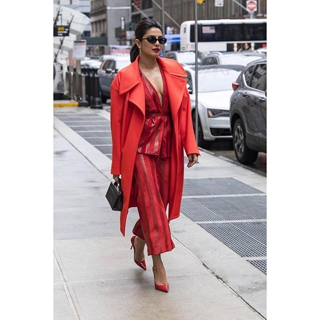 Priyanka Chopra,actress Priyanka Chopra,Priyanka Chopra in Red dress,Priyanka Chopra hot pics,priyanka chopra hot images,Priyanka Chopra in New York