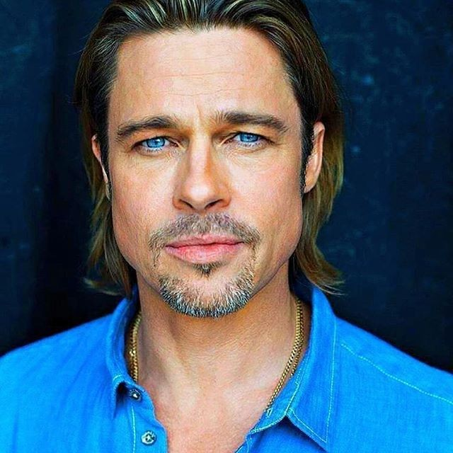 Brad Pitt,Brad Pitt spent Father's Day,Father's Day,Hollywood star Brad Pitt,actor Brad Pitt,Brad Pitt pics,Brad Pitt images,Brad Pitt stills,Brad Pitt pictures