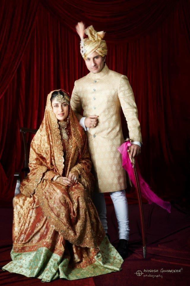 1. Saifeena Wedding