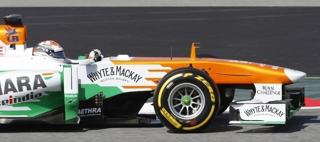 Adrian Sutil Force India