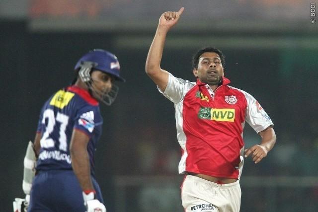 Praveen Kumar Kings XI