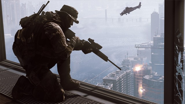 Battlefield 4 Beta version Released