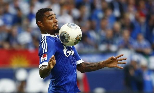 Kevin-Prince Boateng Schalke