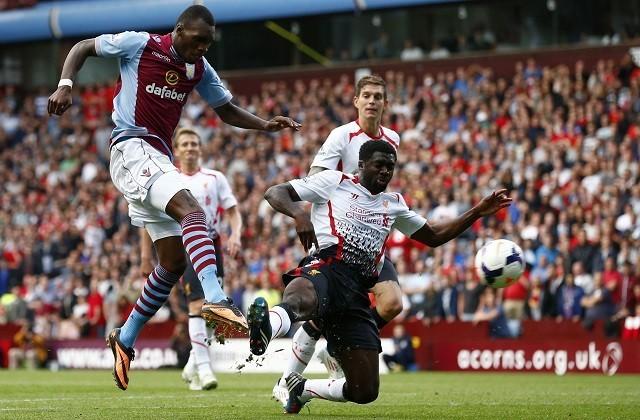 Christian Benteke Aston Villa