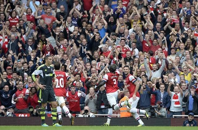 Sagna Arsenal