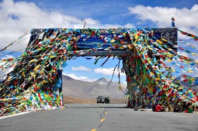 Friendship HIghway Lhasa-Kathmandu