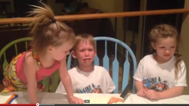 Baby Reveal Gone Wrong: Hilarious Viral Video Shows Boy Crying after Learning he's Getting Kid Sister