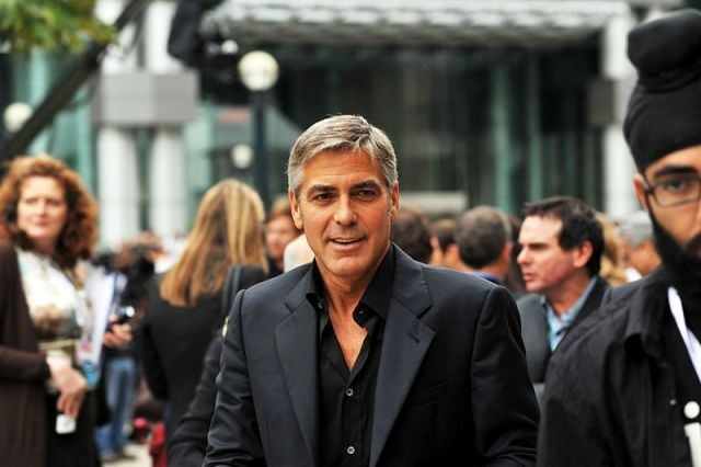 George Clooney Hitched? (Photo:WikimediaCommons/MichaelVlasaty)