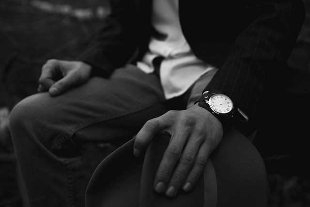 Man, sitting, prostate cancer, STD