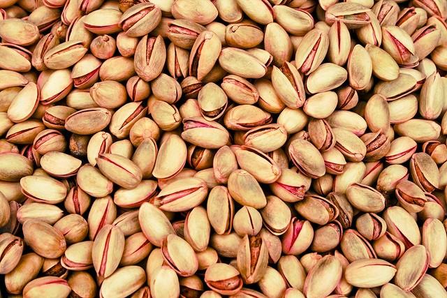 Pistachio, nuts